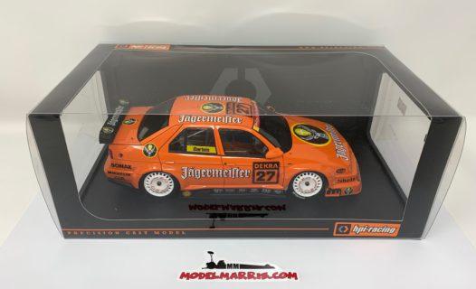 HPI-RACING – ALFA ROMEO – 155V6 TI JAGERMEISTER N 27 DTM 1994 MICHAEL BARTELS
