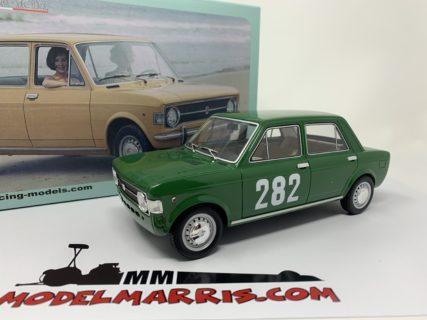 Laudoracing – Fiat 128 1° serie Trento-Bondone 13/07/1969 Eraldo Olivari pz limitati