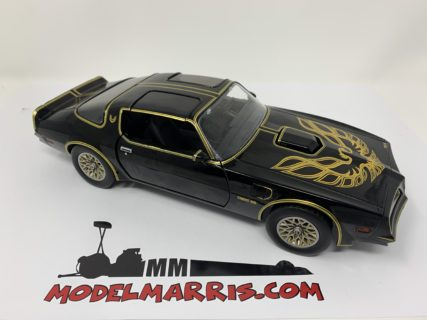GREENLIGHT – PONTIAC – FIREBIRD TRANS-AM 1977 – SMOKEY AND THE BANDIT