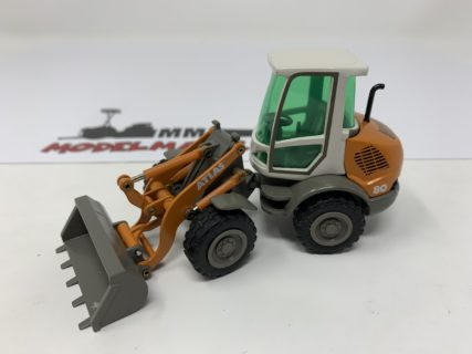 NZG 4441 ATLAS 80 WHEEL LOADER 1/50 NEW