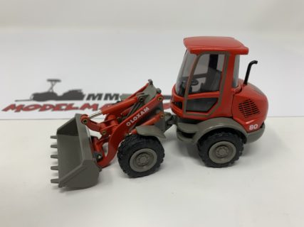 NZG 444/05 ATLAS 80 WHEEL LOADER 'LOXAM' 1/50
