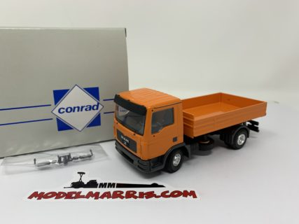 Conrad 67102 MAN TG-L 2AXLES 1/50 WITH LOW SIDE