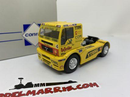 1/50 Conrad MAN RACE TRUCK TRATTORE TCH #4 60002/01