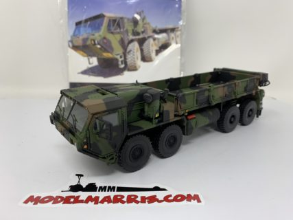 TWH / SWORD 1/50 CAMION MILITARE OSHKOSH HEMTT M985 A2 CARGO 8X8 camouflage limited