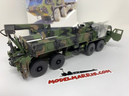 TWH / SWORD 1/50 CAMION MILITARE OSHKOSH HEMTT M985 A2 CARGO 8X8 camouflage limited