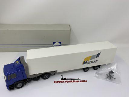 Conrad 63101 MAN M2000 M 2 AXLES SEMITRAILER 1/50