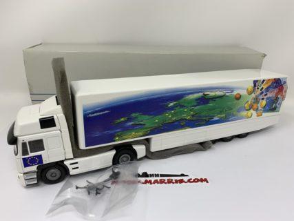 Conrad 6104/03 MAN E2000 TRUCK SEMITRAILER 1/50