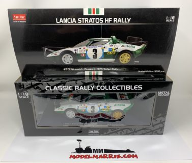 SUN-STAR – LANCIA – STRATOS HF ALITALIA N 3 2nd RALLY SAFARI 1975 S.MUNARI – L.DREWS