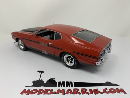 AUTOWORLD – FORD USA – MUSTANG MACH 1 COUPE 429 RAM AIR 1971