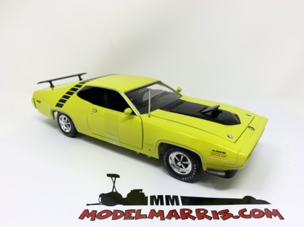 AUTOWORLD – PLYMOUTH – ROAD RUNNER 440-6 COUPE 1971