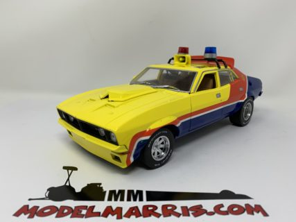 GREENLIGHT – FORD USA – FALCON XB POLICE INTERCEPTOR MAD-MAX 1973 MOVIE
