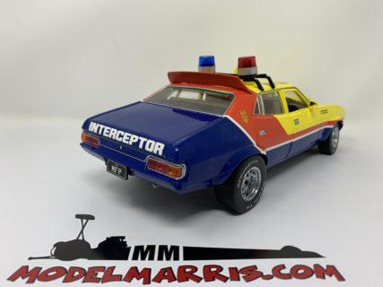 GREENLIGHT – FORD USA – FALCON XB POLICE INTERCEPTOR MAD-MAX 1973 MOVIE