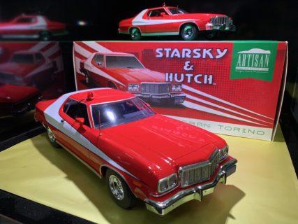 GREENLIGHT – FORD USA – GRAN TORINO COUPE 1976 STARSKY & HUTCH – 19017