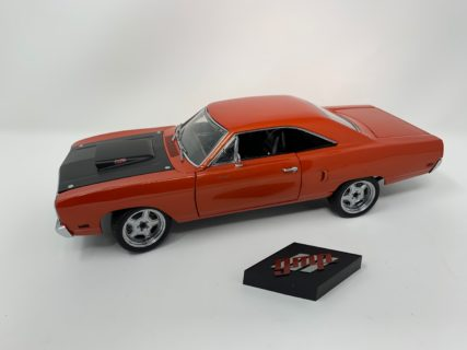 GMP – PLYMOUTH – DOM'S CHARGER ROAD RUNNER 1970 – FAST & FURIOUS VII