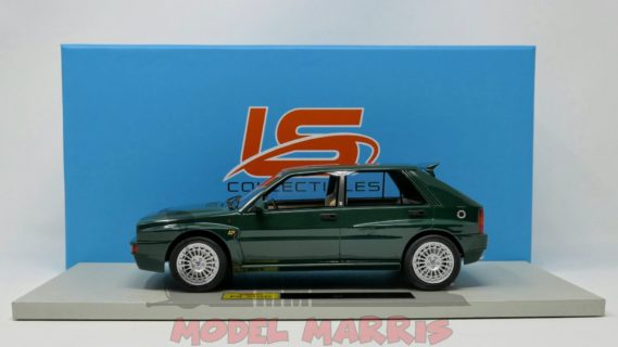LS-COLLECTIBLES-P.S.MODEL **ESCLUSIVA MONDIALE** LANCIA – DELTA INTEGRALE EVO2 – VERDE YORK –