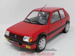 SOLIDO – PEUGEOT – 205 1.9 GTi 1988