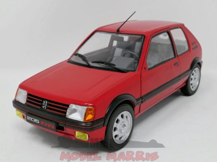SOLIDO – PEUGEOT – 205 1.9 GTi 1988