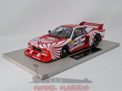 TOPMARQUES – LANCIA – BETA MONTECARLO N 19 BRANDS HATCH 1979 R.PATRESE – W.ROHRL
