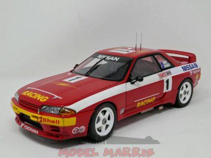 AUTOART – NISSAN – SKYLINE GT-R (R32) N 1 WINNER BATHURST AUSTRALIAN 1992 RICHARDS – SKAIFE