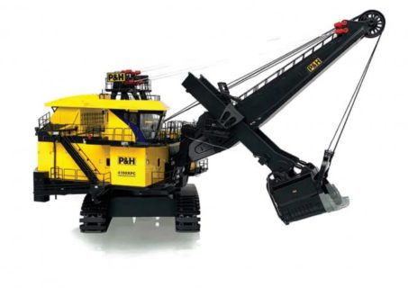 WEISS BROTHER – P&H Dragline Excavator 4100XPC 1:50