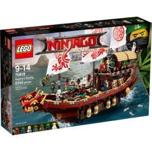 LEGO 70618 Ninjago – Vascello del Destino