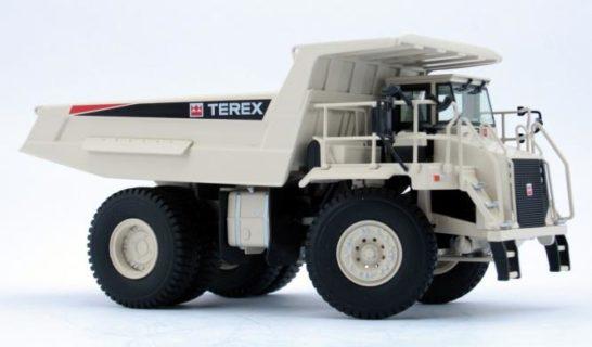 TEREX Rigid frame off highway dump truck TR60