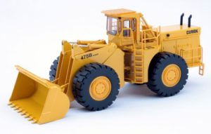 CLARK-MICHIGAN wheel loader 475B