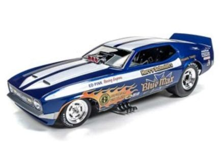 AUTOWORLD – FORD USA – MUSTANG NHRA FUNNY CAR LEGENDS OF THE QUARTER MILE N 441 1971 HARRY SCHMIDT'S
