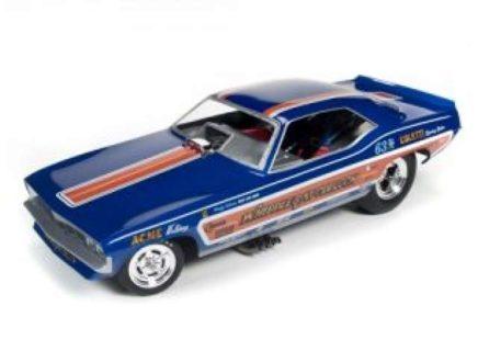 AUTOWORLD – Plymouth Cuda – Funny Car – 1971 – *Whipple & McCulloch*