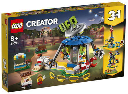 LEGO 31095 LEGO Creator – Giostra del luna park