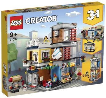 LEGO 31097 LEGO Creator – Negozio degli Animali & Cafè