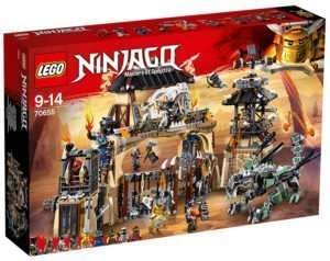 LEGO 70655 Ninjago – La fossa del dragone