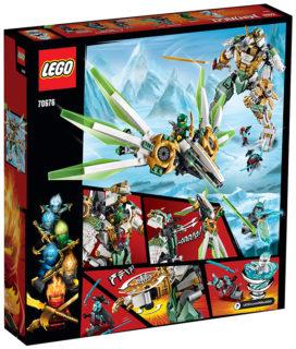 LEGO 70676 Ninjago – Il Mech Titano di Lloyd
