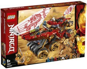 LEGO 70677 Ninjago – Bounty di Terra