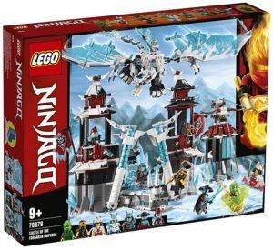 LEGO 70678 Ninjago – Il Castello dell'Imperatore Abbandonato