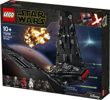 LEGO 75256 Star Wars – Shuttle di Kylo Ren