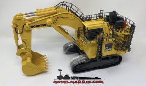 KOMATSU Escavatore rovescio PC4000 – NZG – 9331 – 1:50