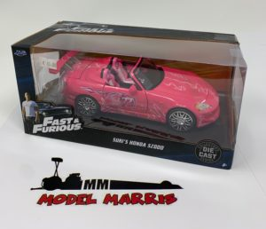 JADA – HONDA – SUKI'S S2000 SPIDER 2001 – FAST & FURIOUS II (2003)