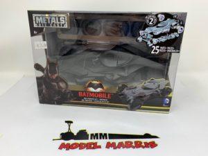 JADA – BATMAN – BATMOBILE BATMAN VS SUPERMAN MOVIE 2016