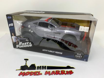 JADA – LOCAL MOTORS – LETTY'S RALLY FIGHTER 2007 – FAST & FURIOUS VIII 2017