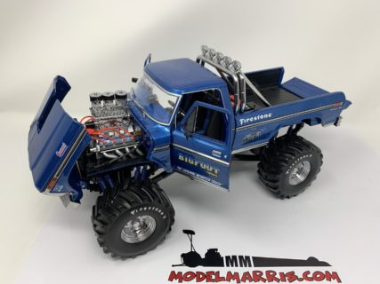 GREENLIGHT – FORD USA – F-250 PICK-UP BIGFOOT MONSTER TRUCK 1974