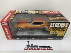 AUTOWORLD – FORD USA – MUSTANG NHRA FUNNY CAR LEGENDS OF THE QUARTER MILE N 784 1971 L.A. HOOKER