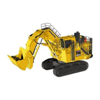 KOMATSU  Escavatore frontale PC4000 NZG 1/50