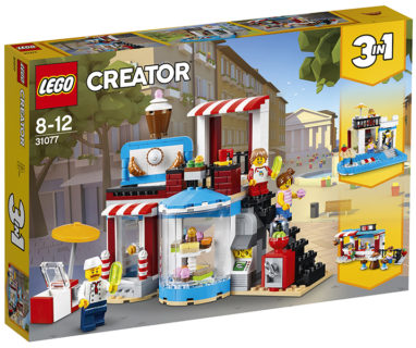 LEGO 31077 LEGO Creator – Dolci sorprese modulari