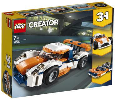 LEGO 31089 LEGO Creator – Auto da corsa