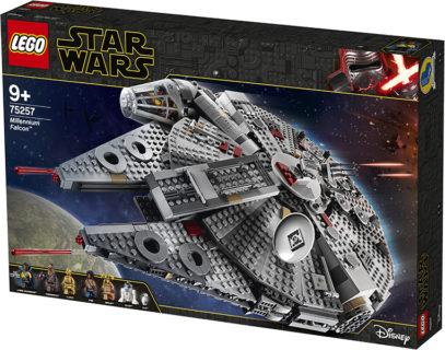 LEGO 75257 Star Wars – Millennium Falcon