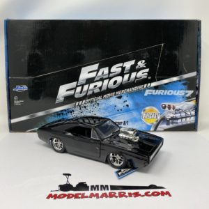 JADA – DODGE – *no box* DOM'S DODGE CHARGER R/T 1970 – FAST & FURIOUS 7