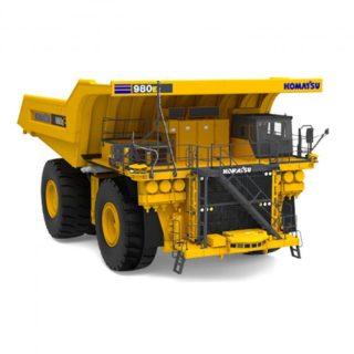 KOMATSU *PREORDINE VIA MAIL* Dump Truck 980E