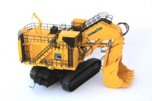 KOMATSU Excavator PC8000-6 Electric with Shovel BYMO * PREORDINE * DISPONIBILE A SETTEMBRE 2020*