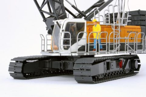BAUER Cable Crane MC96 with Hock Bymo 1/50